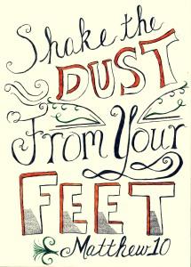 shake dust
