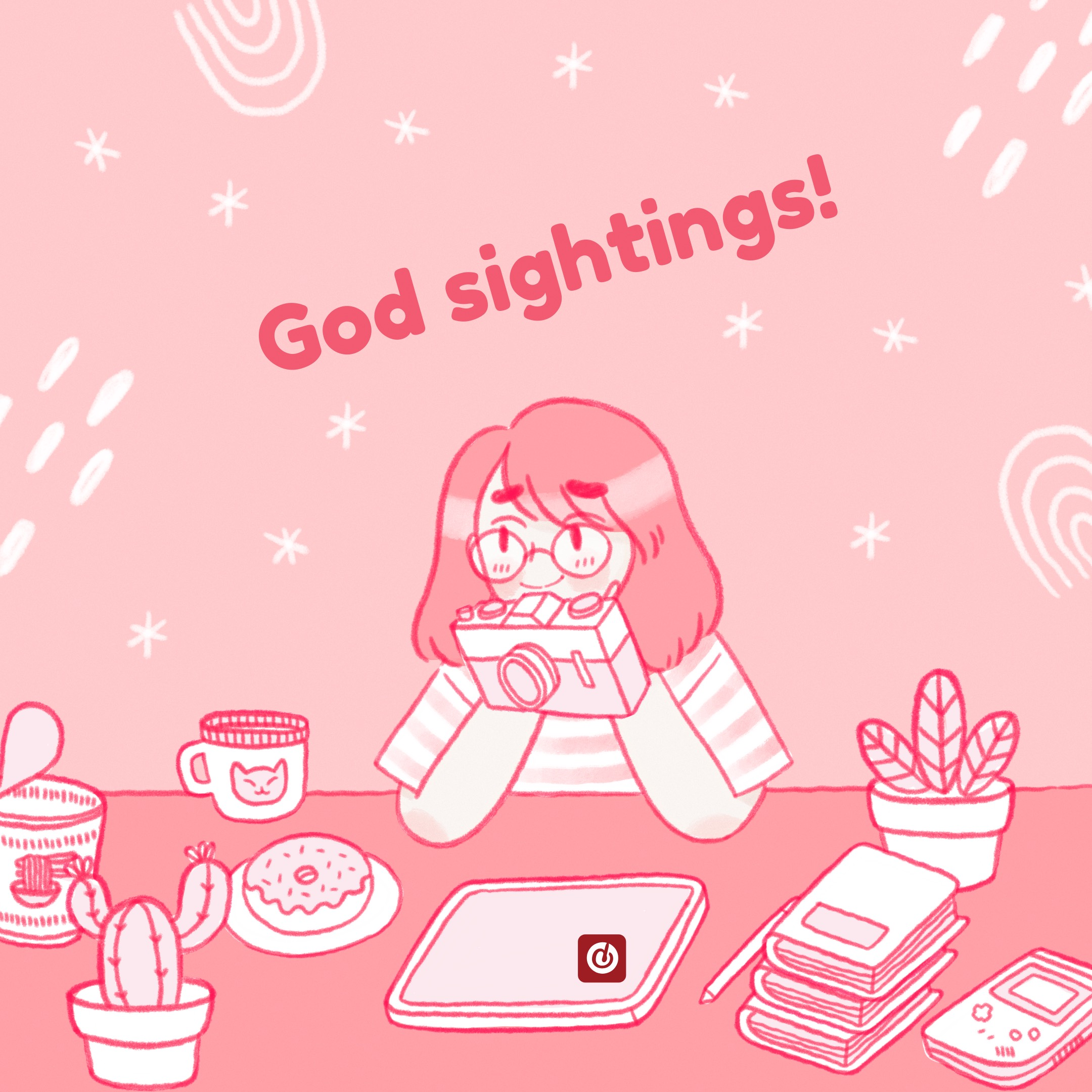 God sightings